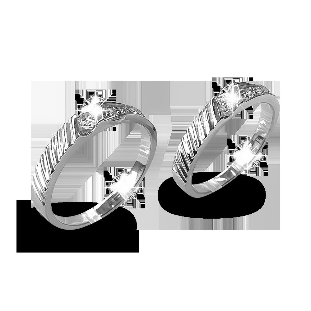Nhẫn đôi bạc ND1167