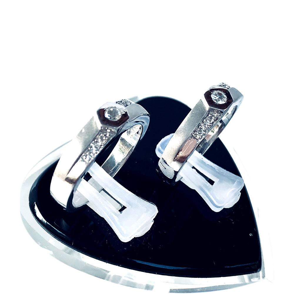 Nhẫn đôi bạc ND1003