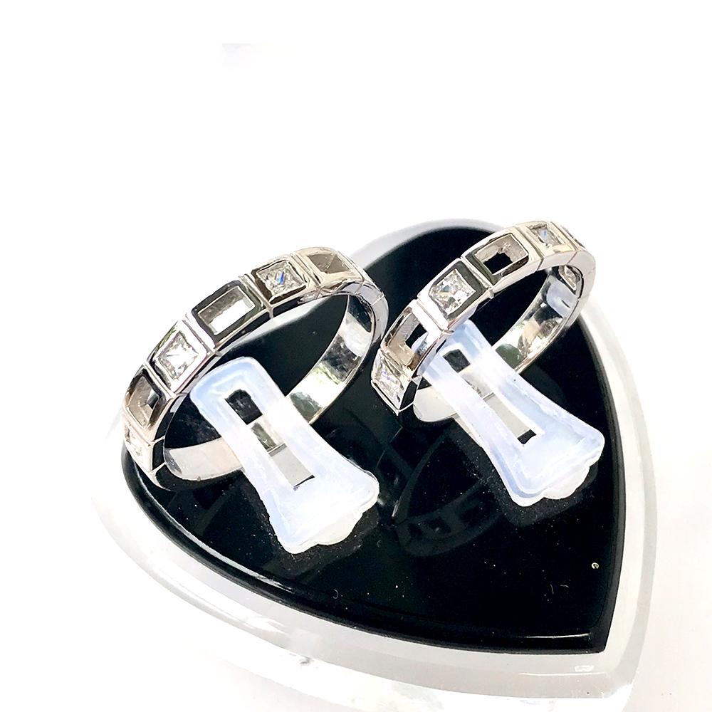 Nhẫn đôi bạc ND1039