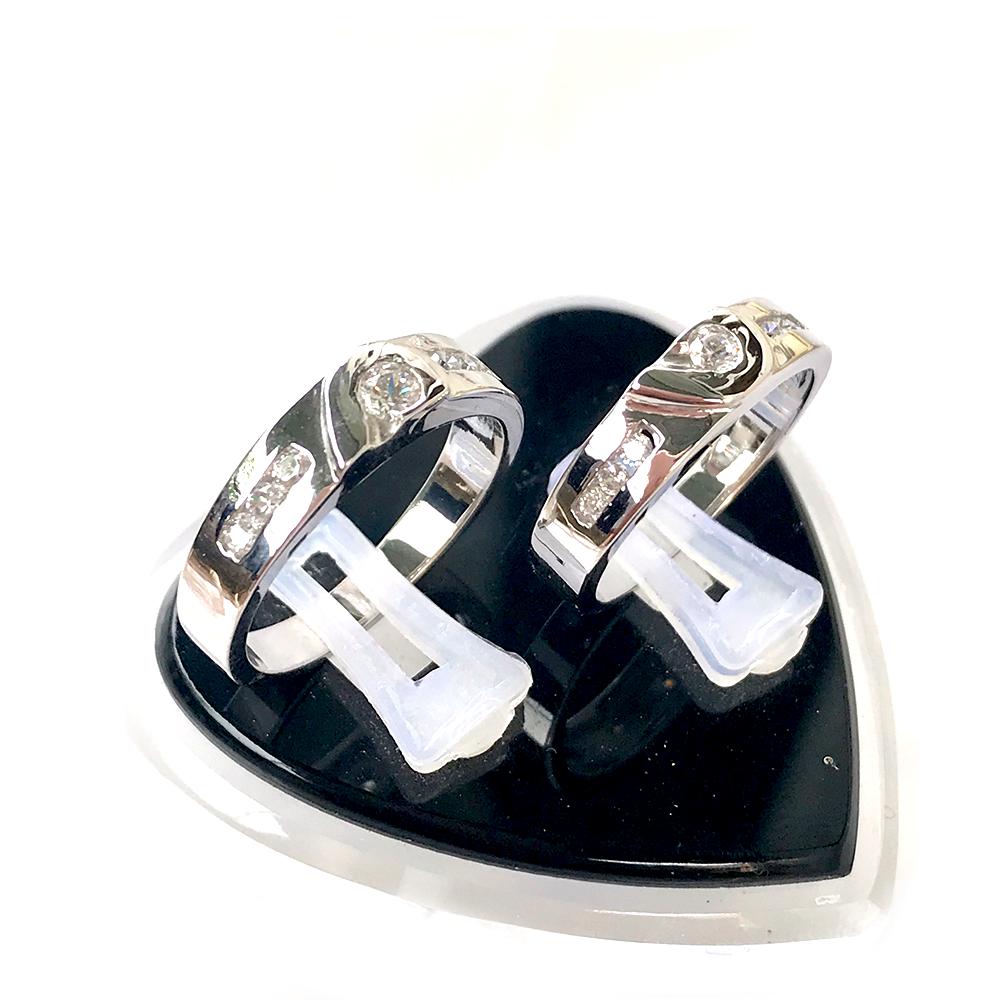 Nhẫn đôi bạc ND1043