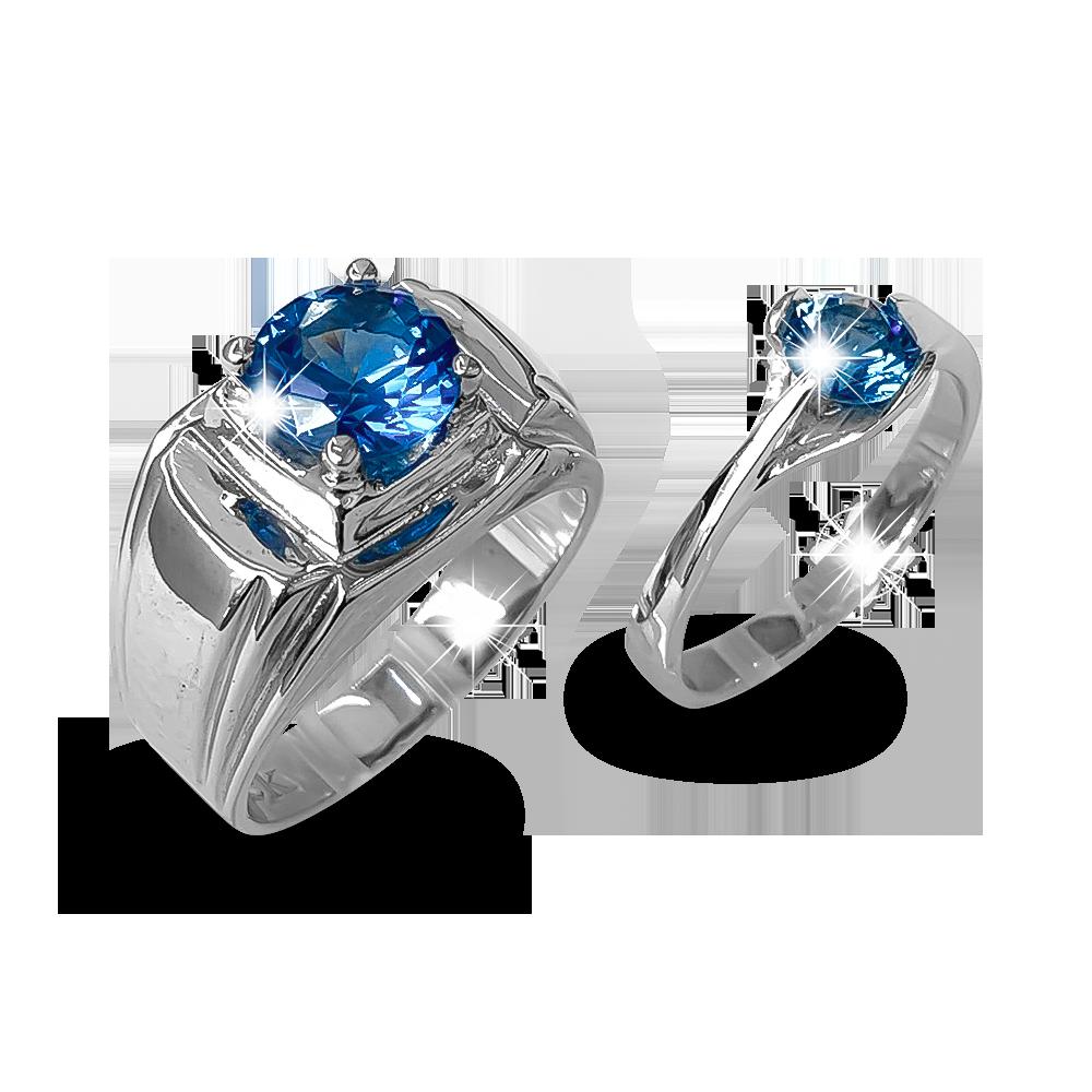 Nhẫn đôi bạc ND1192