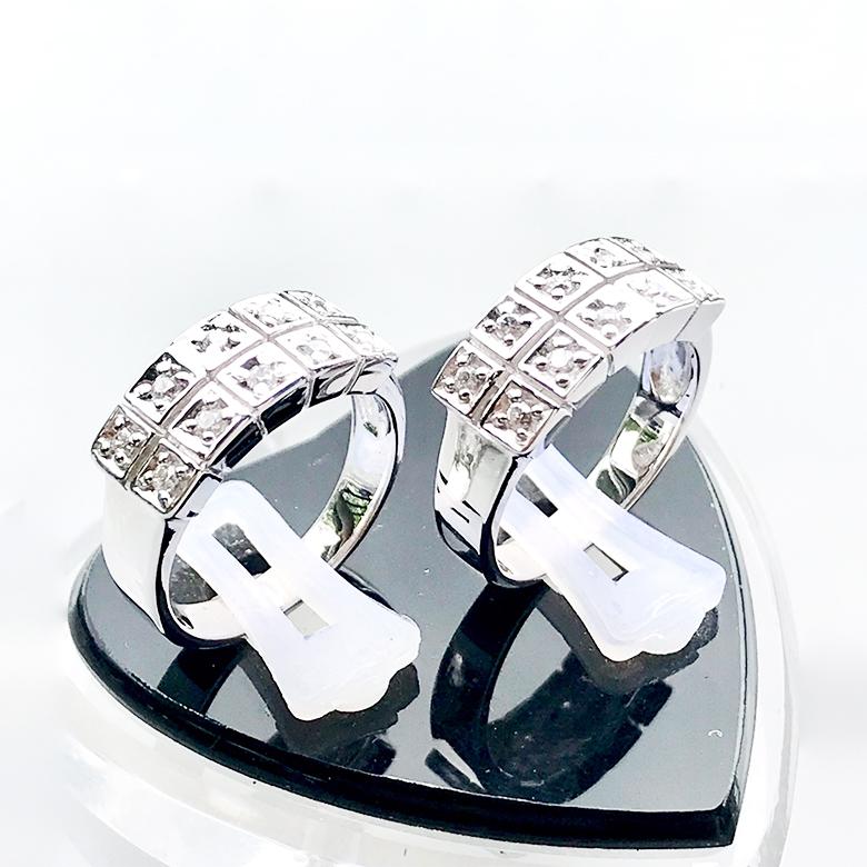 Nhẫn đôi bạc ND1094
