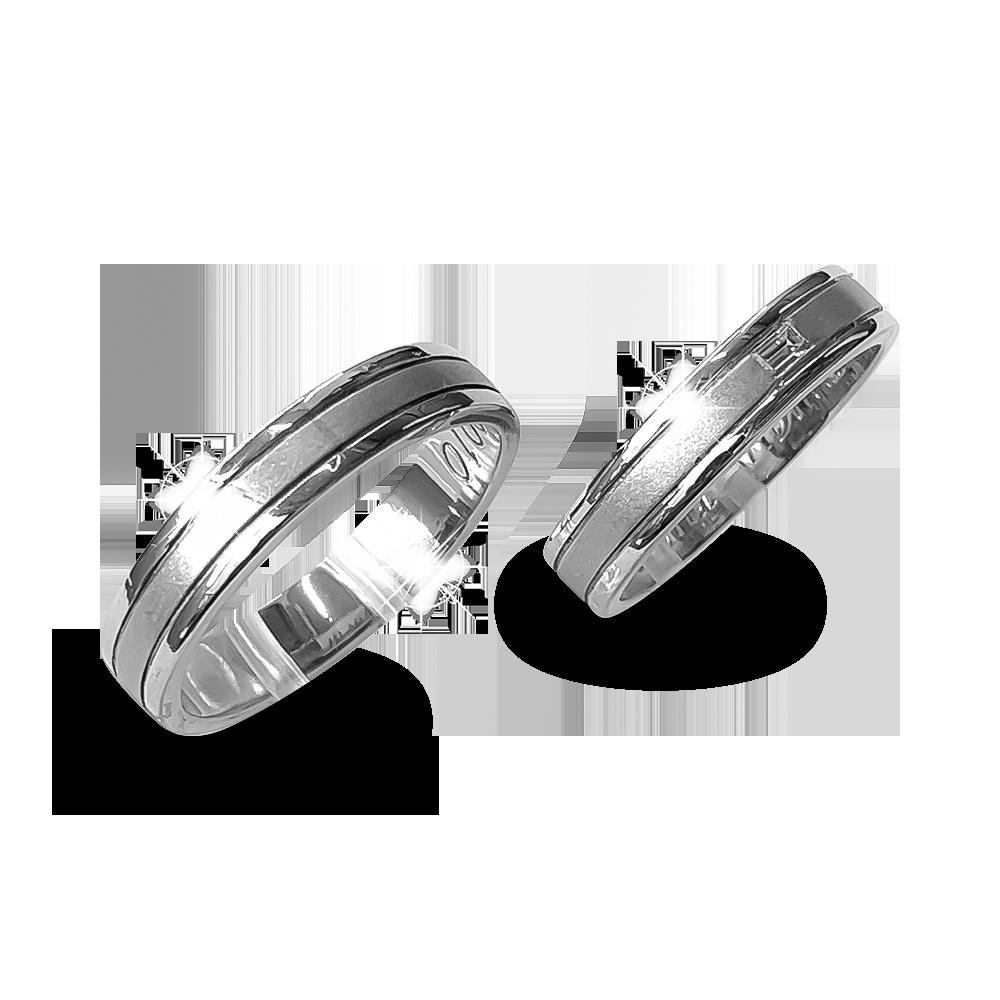 Nhẫn đôi bạc ND1183