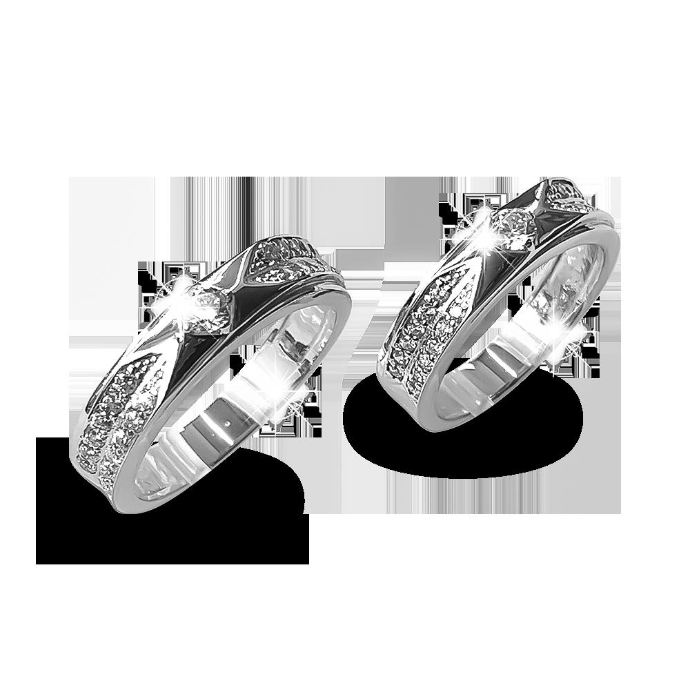 Nhẫn đôi bạc ND1169