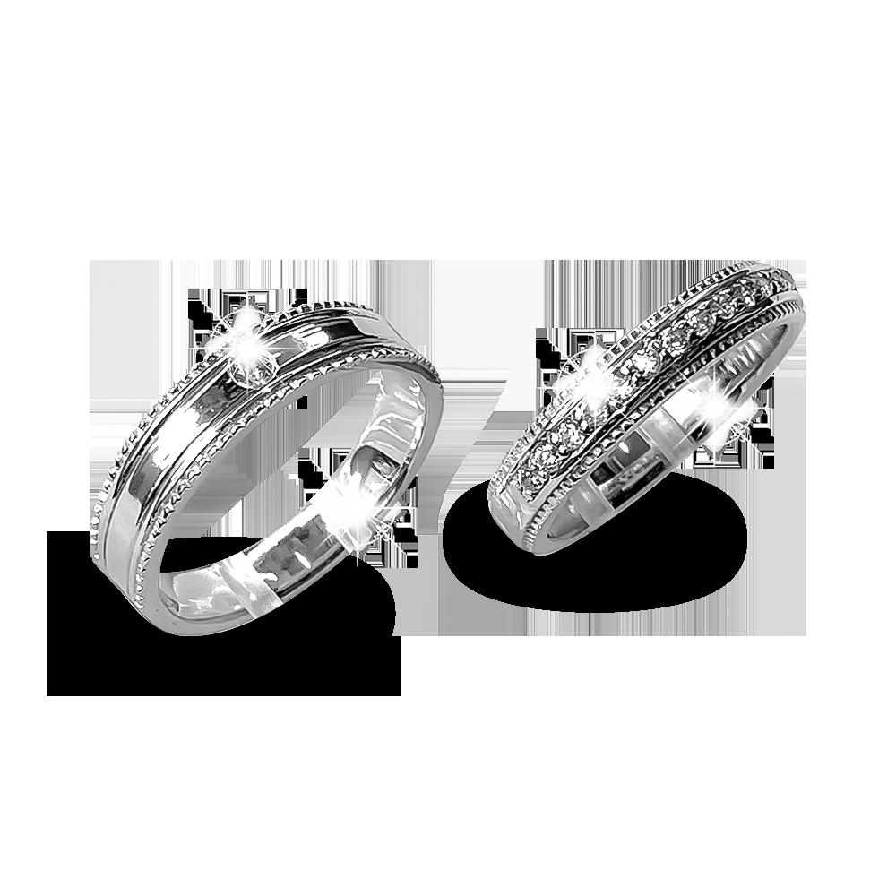 Nhẫn đôi bạc ND1173