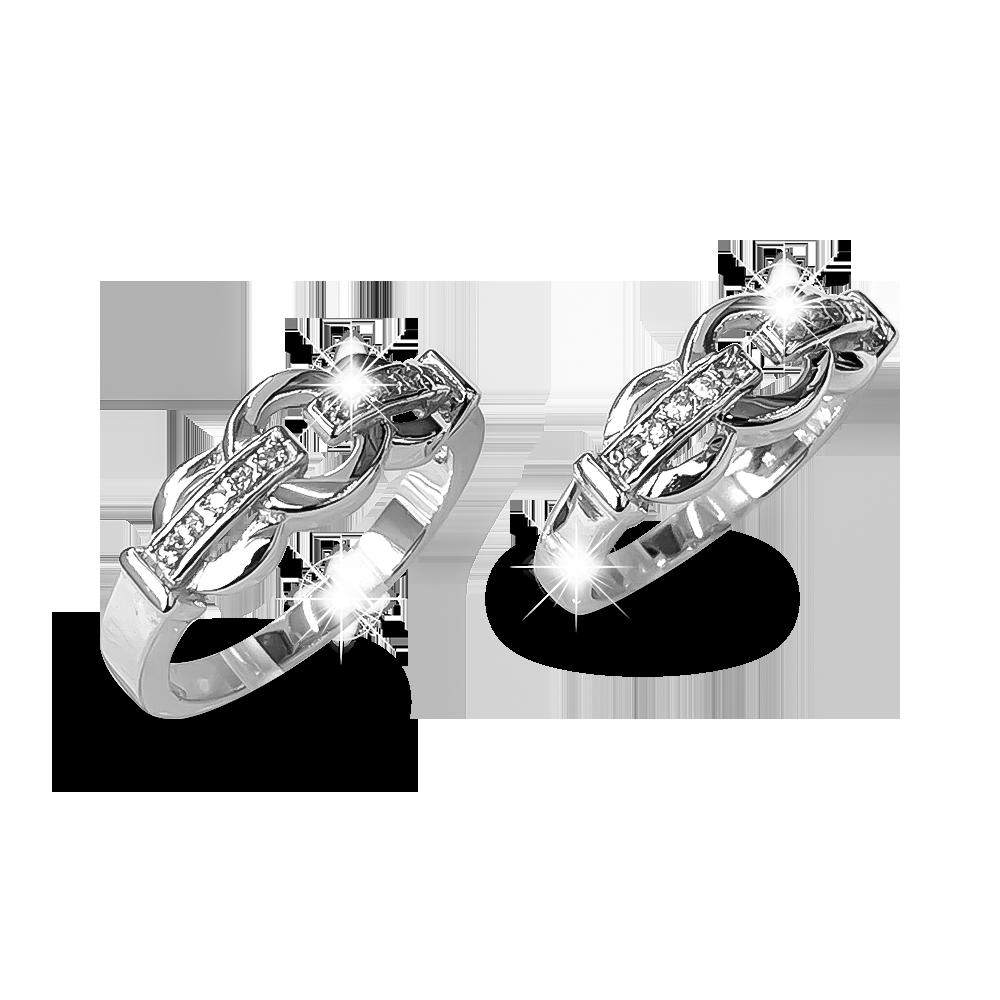 Nhẫn đôi bạc ND1194