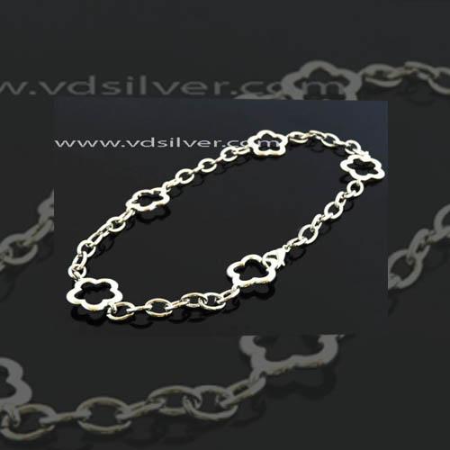 Lắc chân bạc LC103