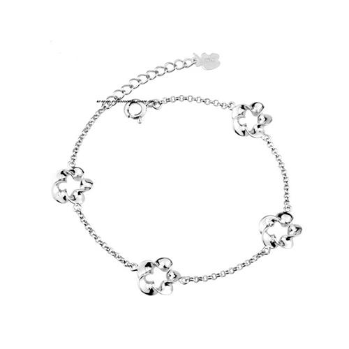 Lắc tay bạc LT019
