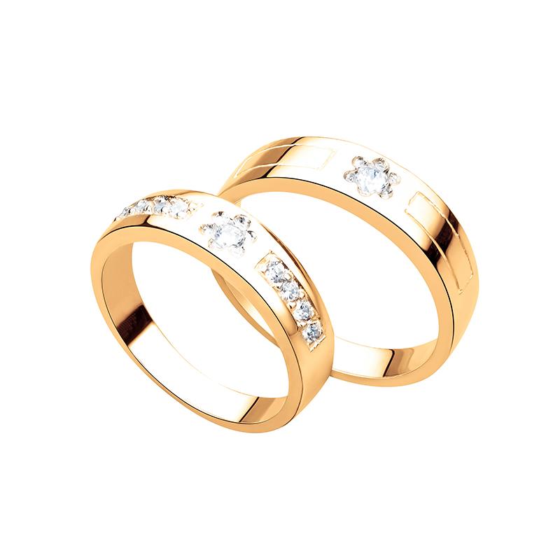 Nhẫn cưới NC1021