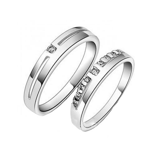 Nhẫn đôi yêu mãi - ND0010