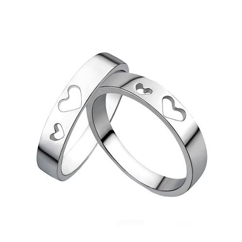 Nhẫn đôi hạnh phúc - ND0031
