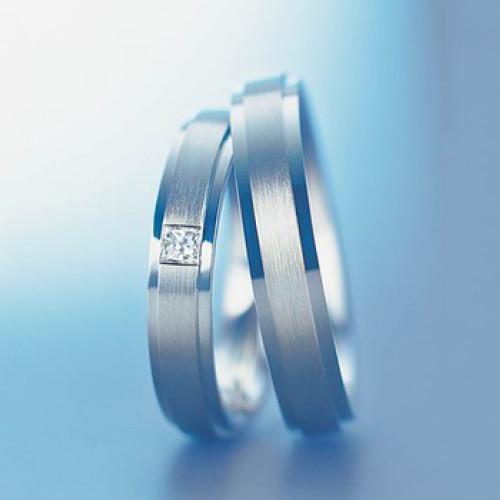 Nhẫn đôi bạc ND0049