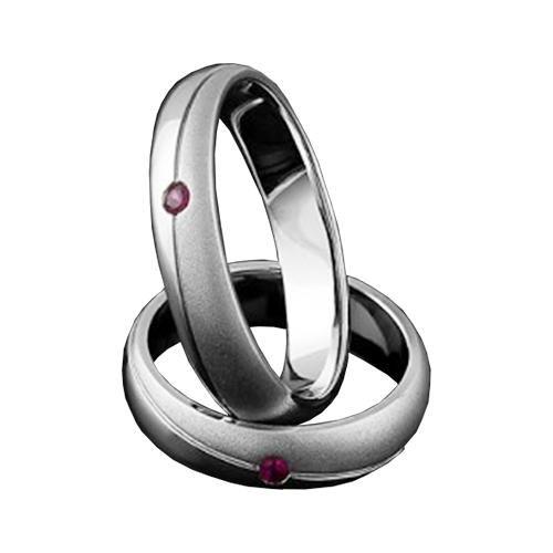 Nhẫn đôi bạc ND0321