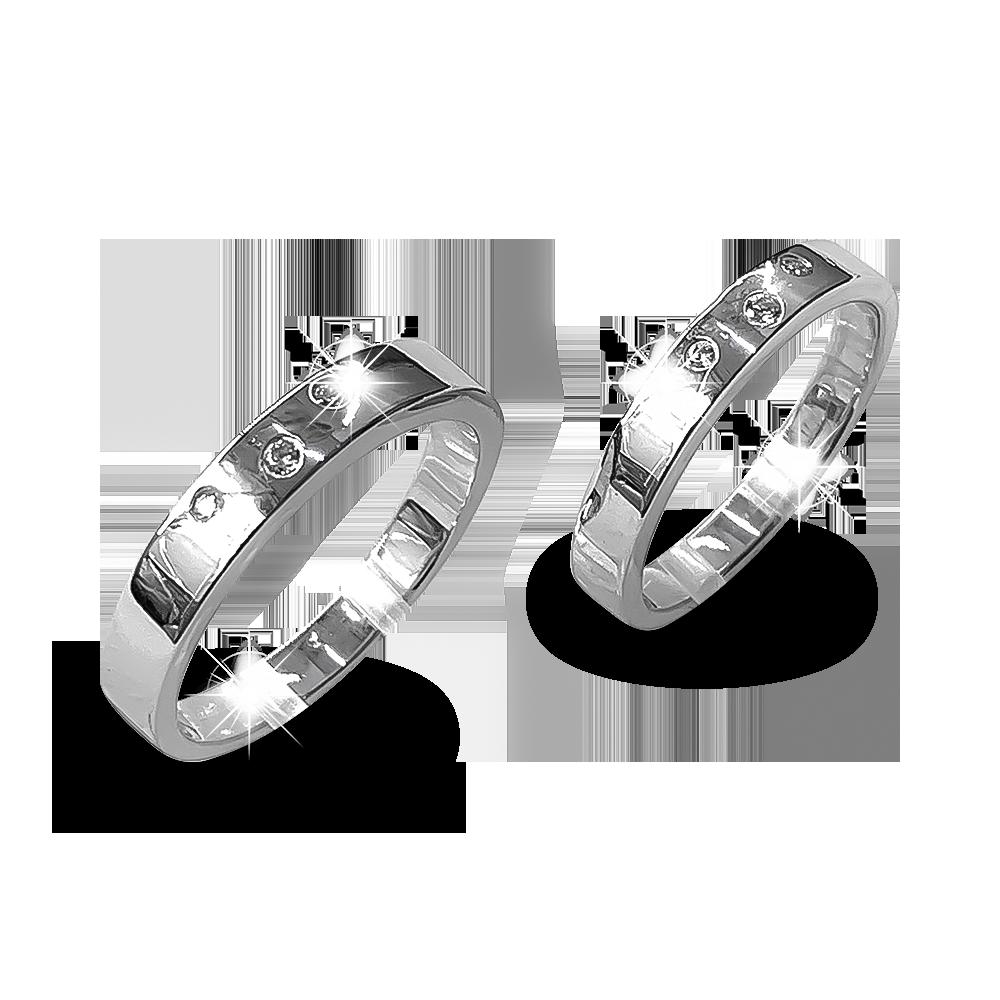 Nhẫn đôi bạc ND1165
