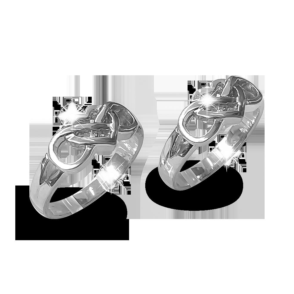 Nhẫn đôi bạc ND1182